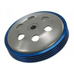 MF88.107BL - CAMPANA FRIZIONE MOTOFORCE WINGBELL, DIAMETRO 107MM, BLU, MINARELLI