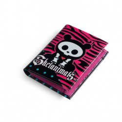 CO06025 - 1 PZ DI CHILLING TIME CHUNGKEE PINK WALLET