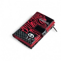 CO06026 - 1 PZ DI CHILLING TIME FOXY WALLET RED
