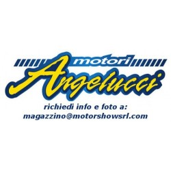KYMCO PADANA RICAMBI 00161082D1S - PARAFANGO ANT. BIANCO