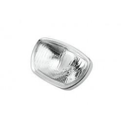 034F224 - FANALE VESPA ANTERIORE COMPL GL SPRINT GT 180SS SENZA PORTALAMPADA
