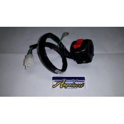 PADANA RICAMBI 00152090 - COMMUTATORE DX DINK 125 200 €3 CLASSIC KYMCO