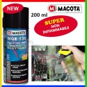 MACOTA 16804 - MQE130 200 PULITORE SPRAY PER CONTATTI ELETTRICI 200ML.