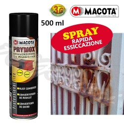 MACOTA 02810 PRYMOX CONVERTITORE DI RUGGINE SPRAY 500 ML
