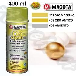 MACOTA 01608 ORI & ARGENTO 400 ML ARGENTO