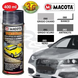 MACOTA 02093 MACOTA DUECOLOR NERO