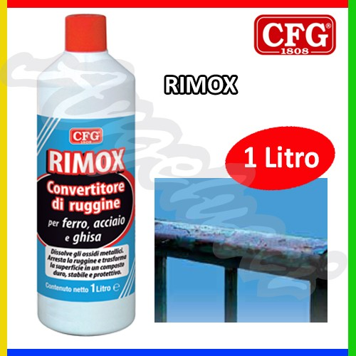 CFG C4101 RIMOX FLACONE 1 LITRO