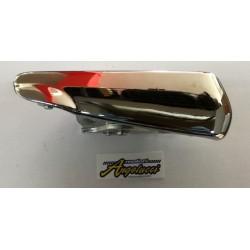 PIAGGIO 57327R - PEDANA POGGIAPIEDI PEDALINO PASSEGGERO DX VESPA GTS 300 GT GTV 125 200